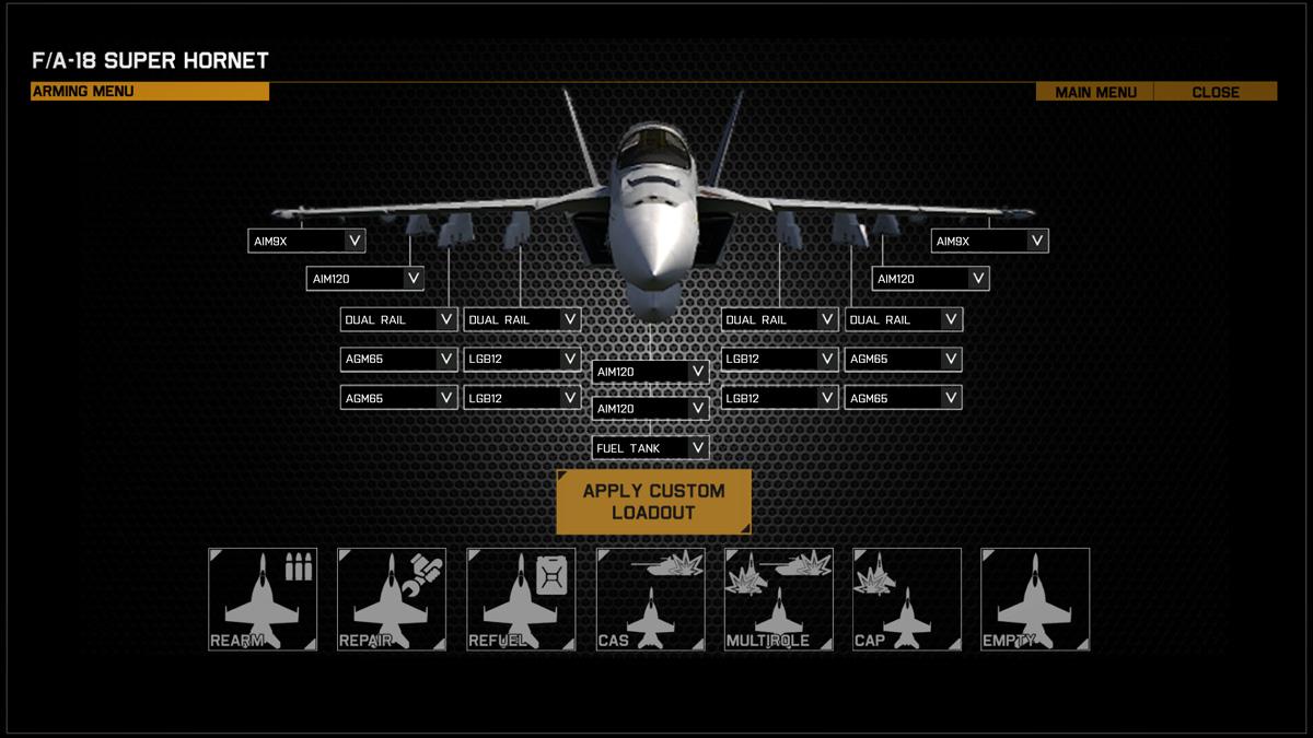 F Super Hornet Wallpaper 1200x675