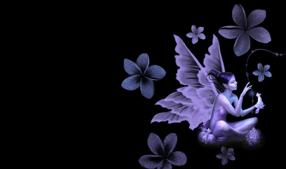 fairy computer wallpaper background - photo #1