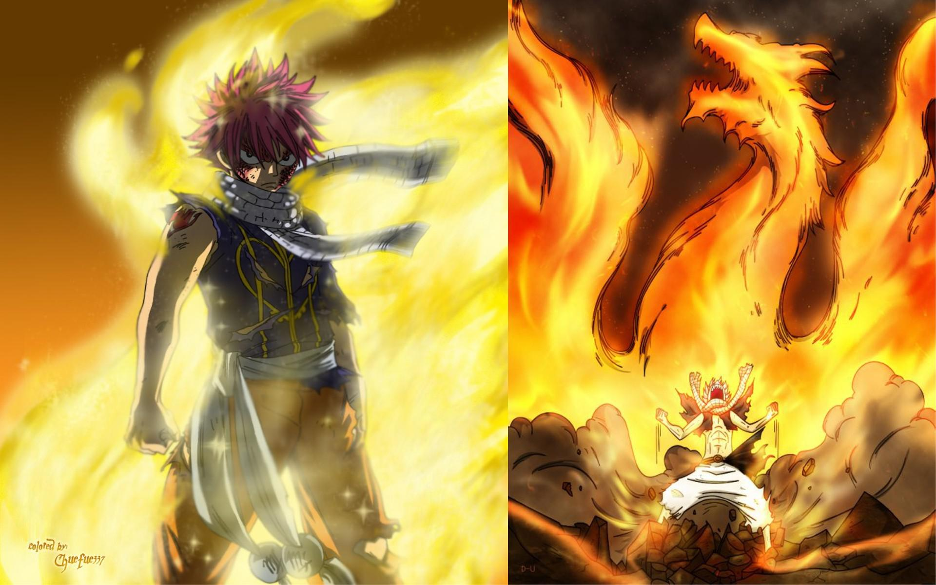 Fairy Tail HD desktop wallpaper : Widescreen : High Definition 1920x1200