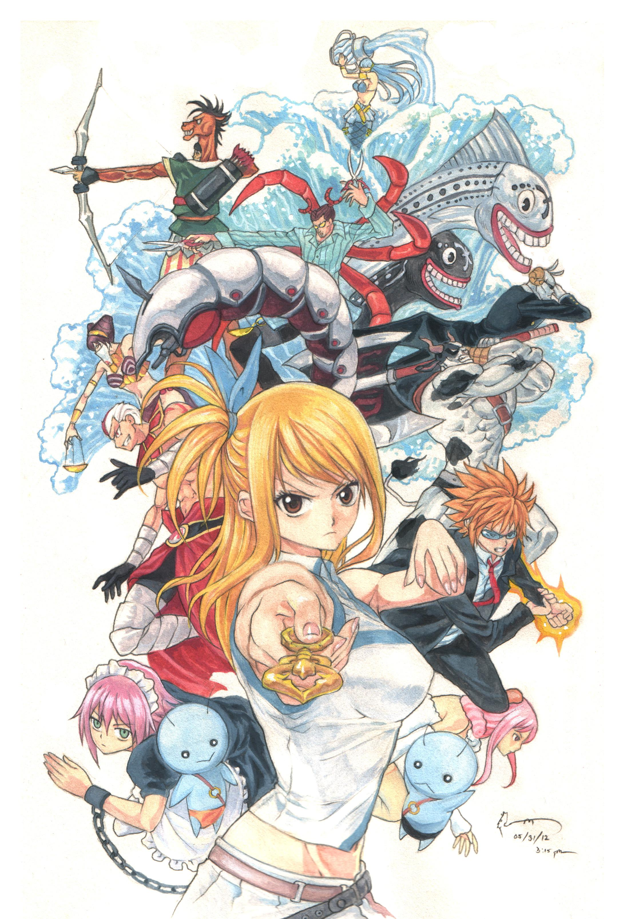Fairy Tail Iphone Wallpaper On