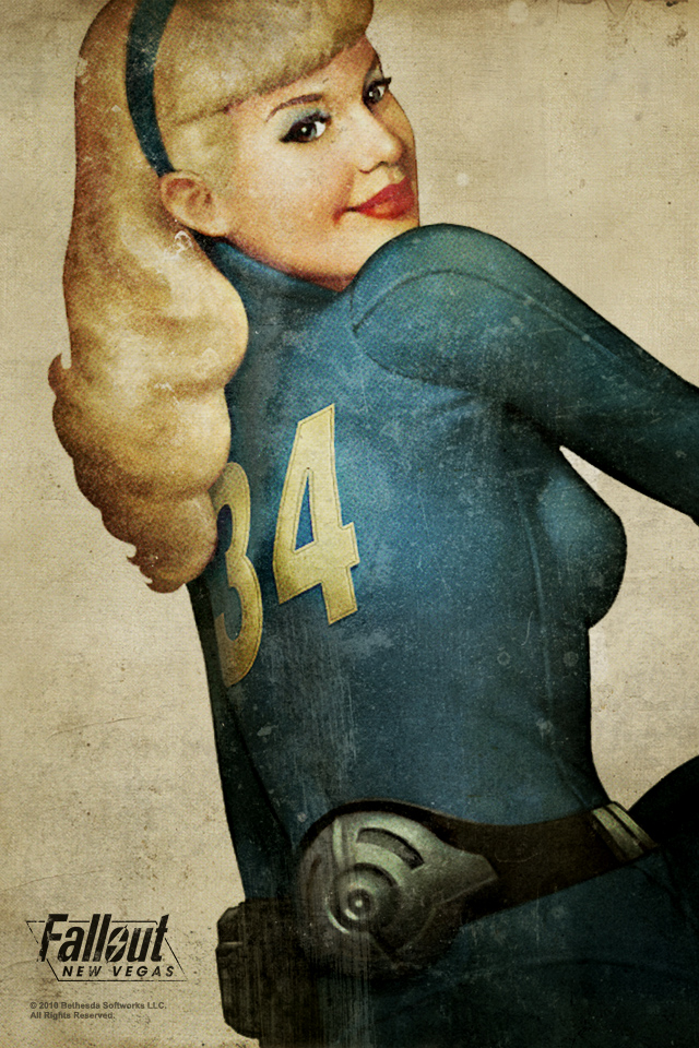 Fallout Iphone Wallpapers 19 Wallpapers Adorable Wallpapers