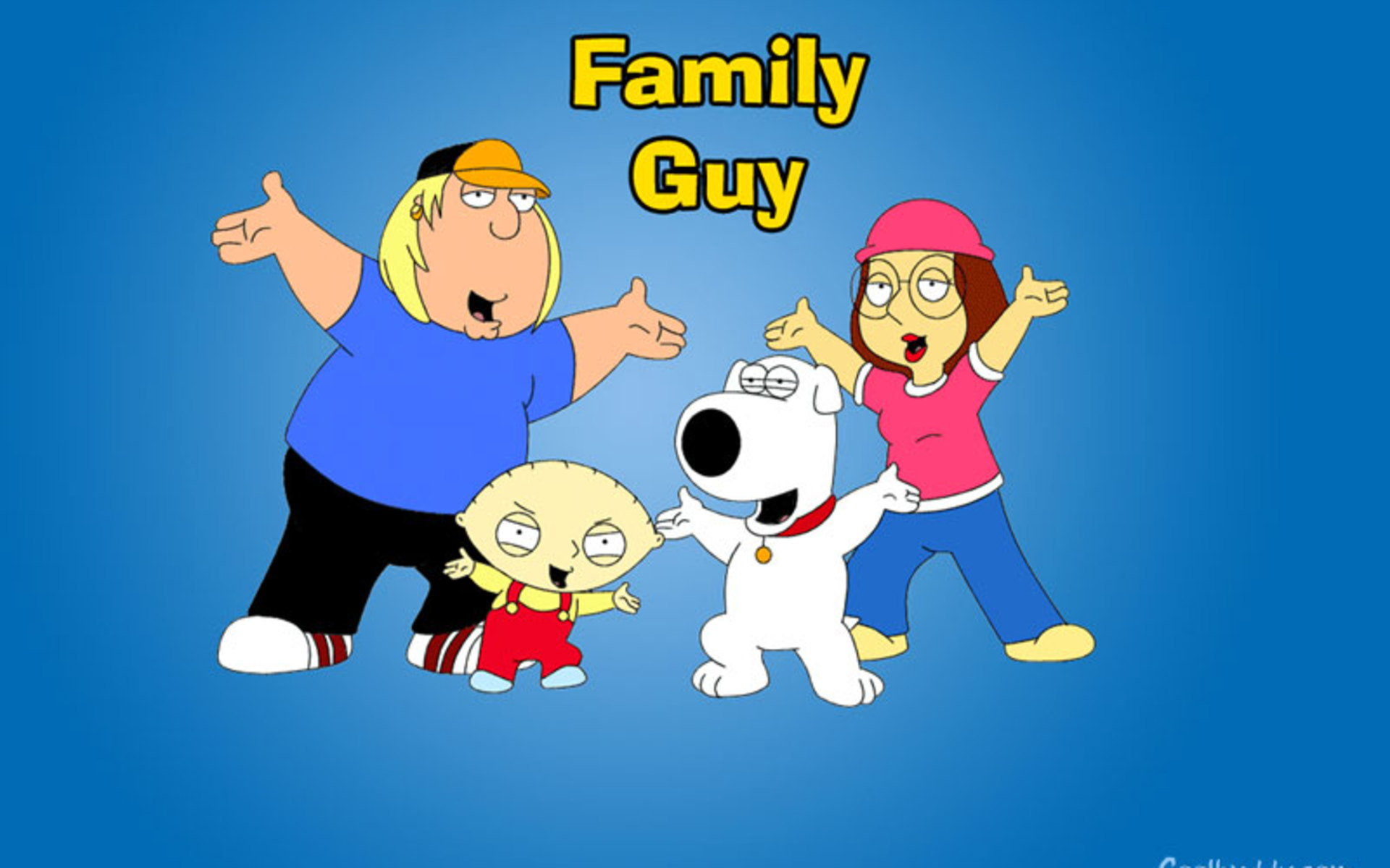 Family Guy Wallpapers, Pictures, Images 1920x1200