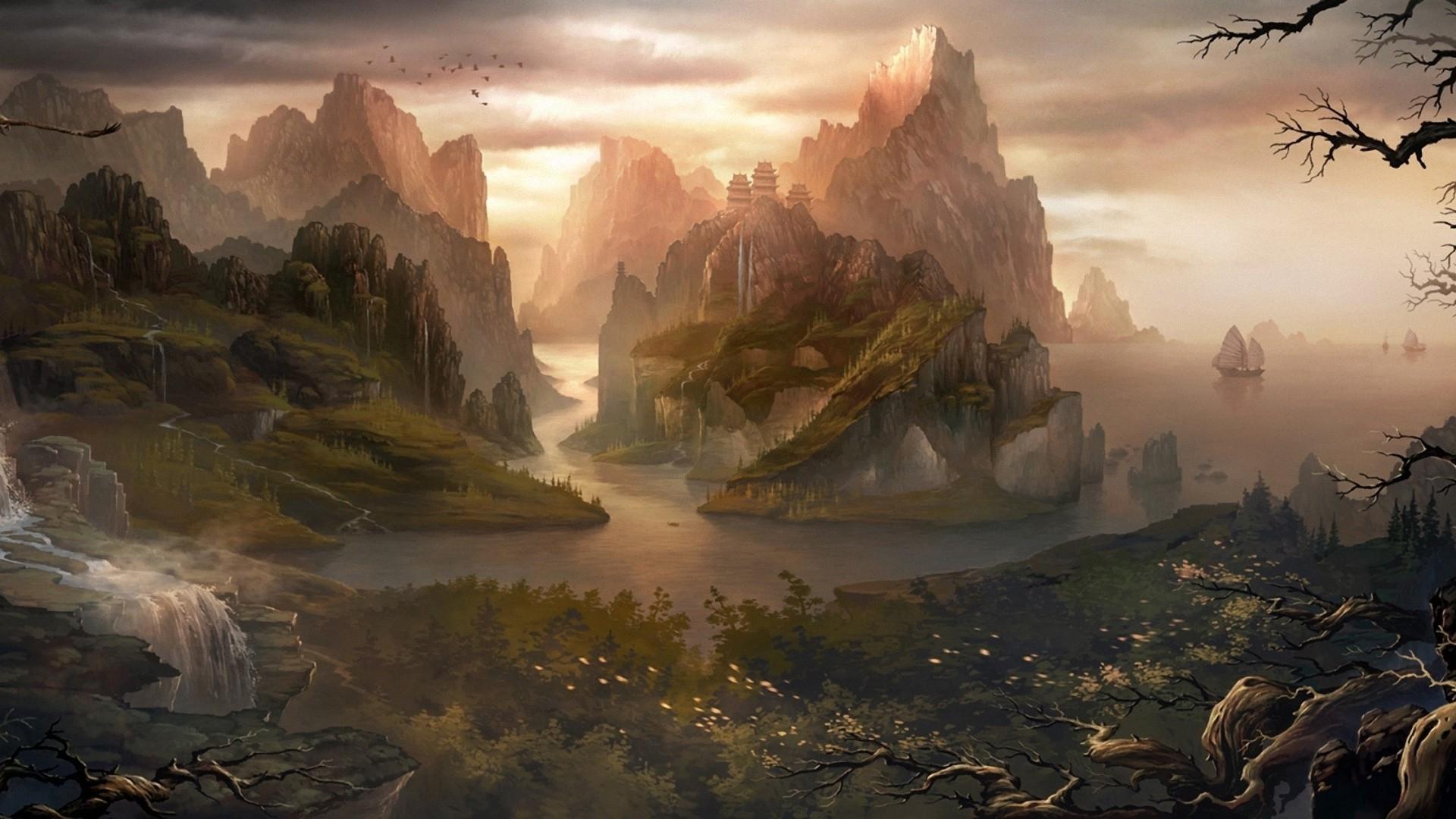 Fantasy Wallpapers 449 1920x1080 px ~ HDWallSource.com