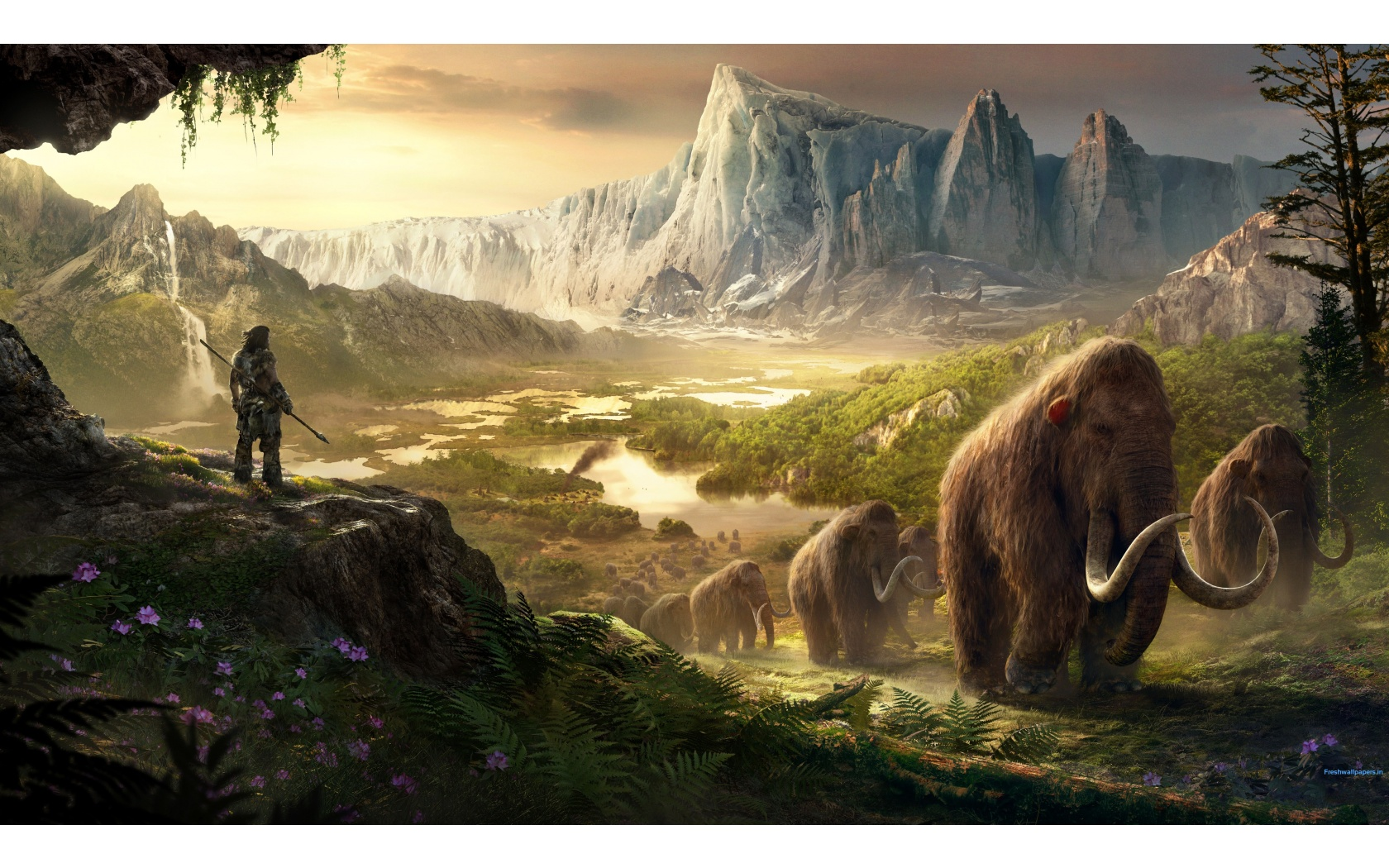Far Cry Primal Wallpapers 24 Wallpapers Adorable Wallpapers