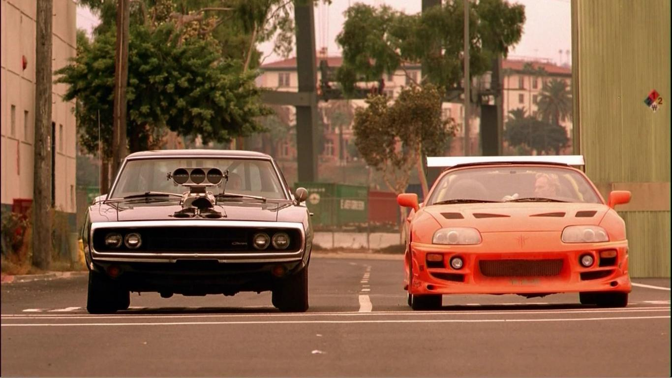 Fast Furious Tokyo Drift Movie Wallpapers Collection 1366x768