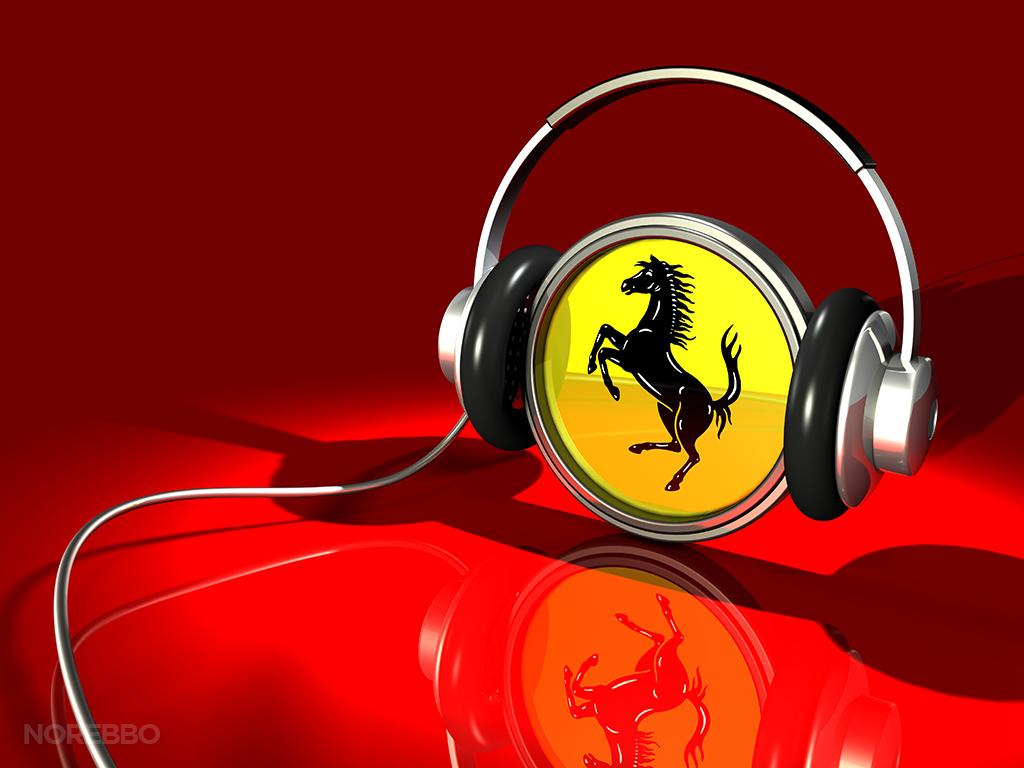 Ferrari Wallpapers Free Download Ferrari Logo Hd Wallpapers For 1024x768