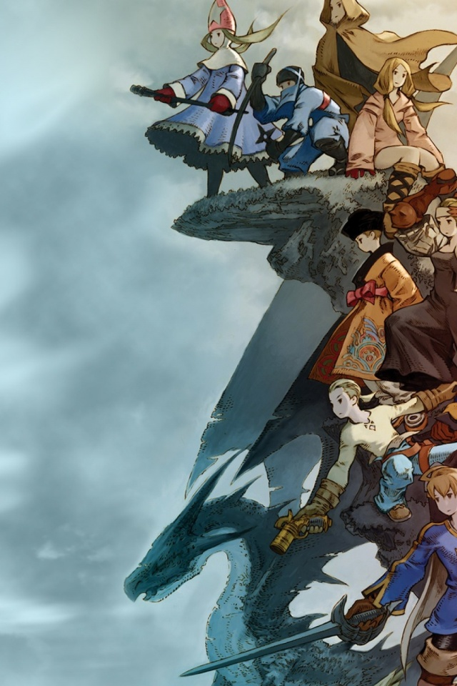 Final Fantasy Tactics Images Jobs Wallpaper And Background Photos 640x960
