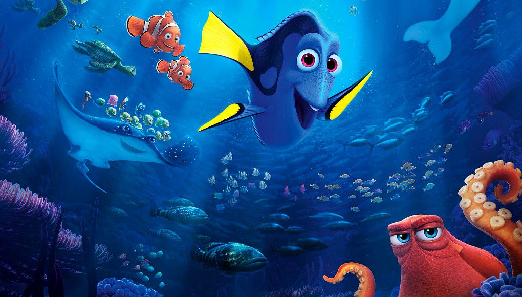Finding Dory Wallpapers (30 Wallpapers) – Adorable Wallpapers