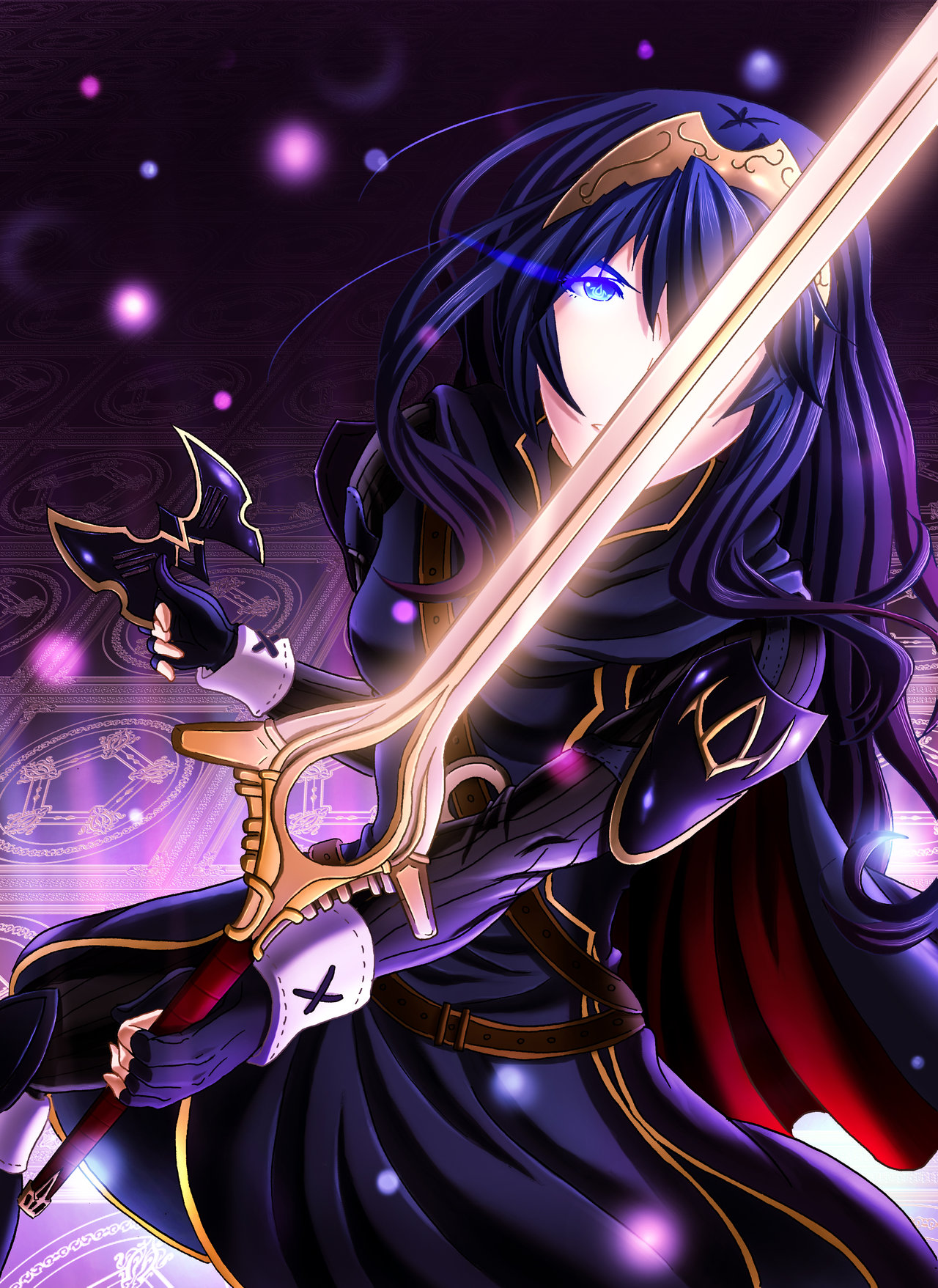 Lucina Fire Emblem Awakening By Zephx On