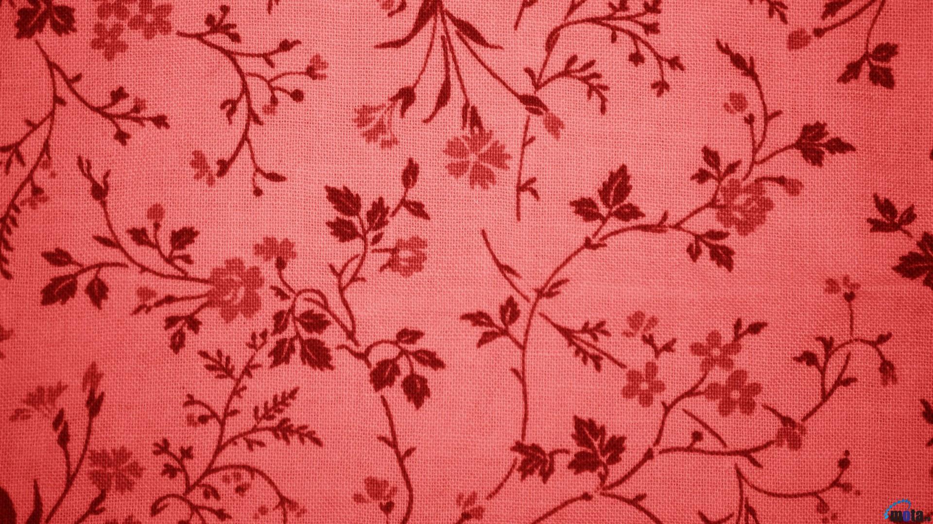 Design Vinyl Wallpaper With Floral Design By Mura Vinyl Vintage