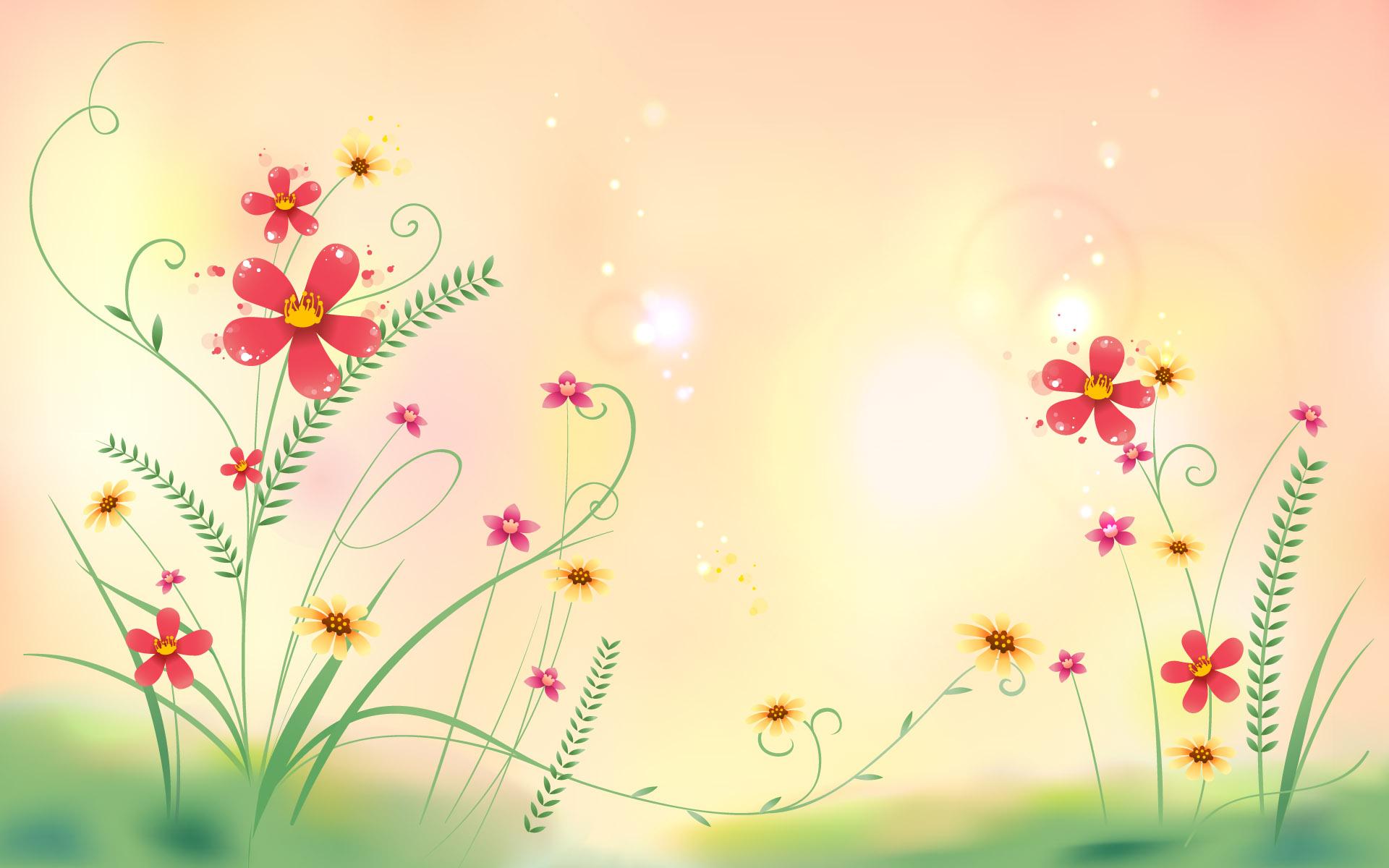 Floral Desktop Backgrounds Wallpaper 1920x1200