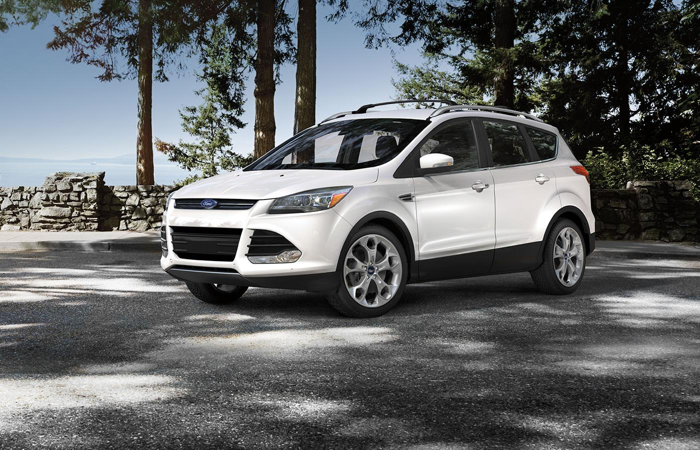Ford Escape SE Sport Appearance Package Wallpapers