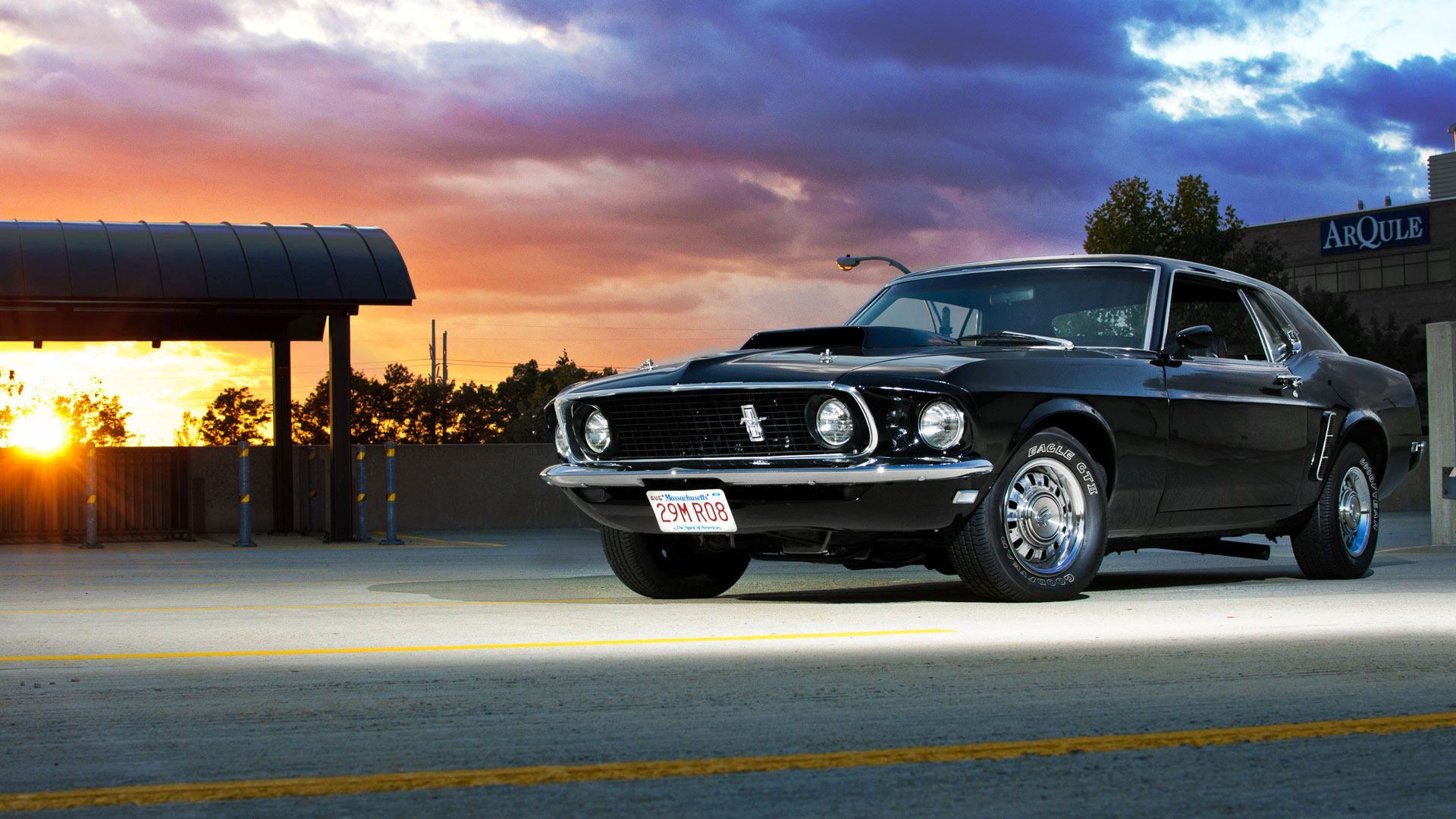 Freebies: Mustang Wallpapers  Ford Motor Company 1920x1080