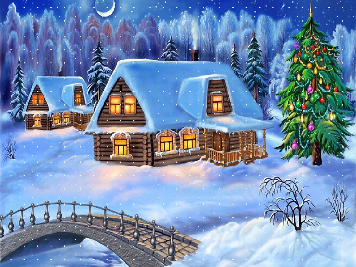 Free Christmas Wallpapers Download  Video Downloading and Video 1152x864