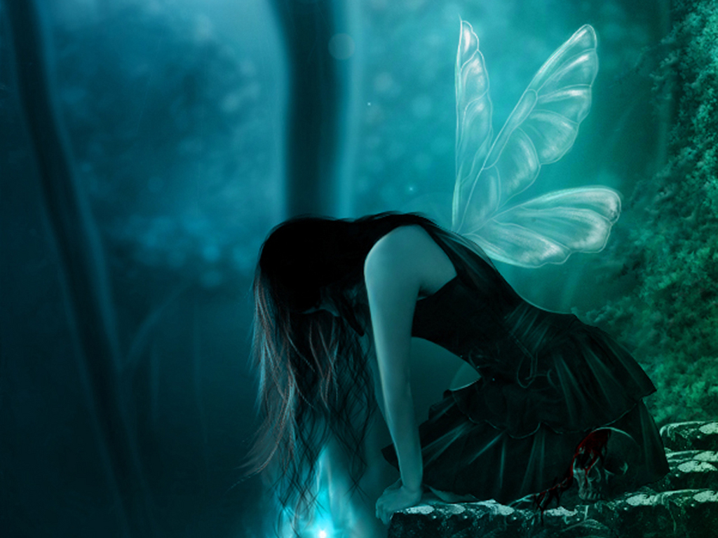 Free Fairy Wallpapers  Wallpaper  1024x768