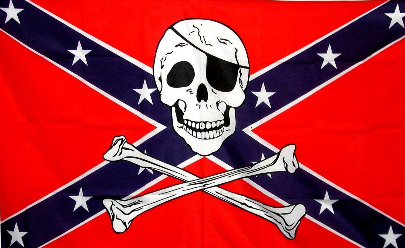 Free Rebel Flag Wallpaper 1400x859