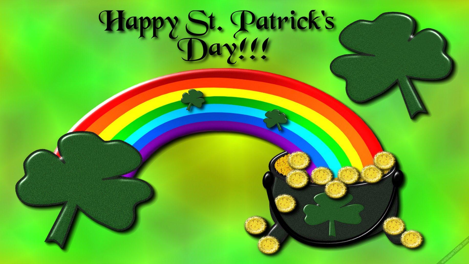 Free St Patricks Day Desktop Wallpaper 1920x1080