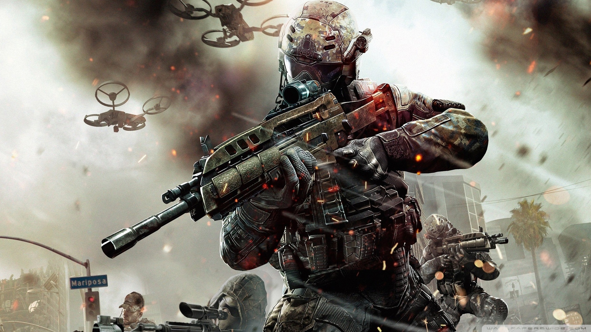 Collection Of Full Hd Gaming Wallpapers On Hdwallpapers 1920x1080