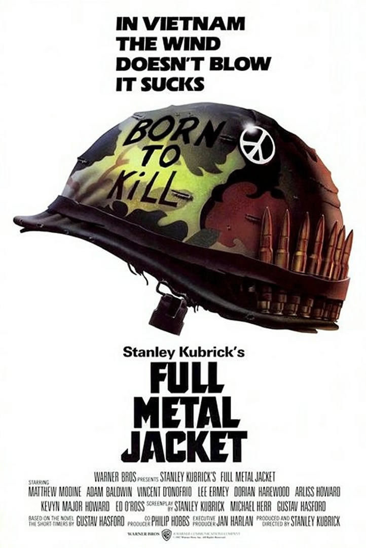 Wallpaper Hd Iphone Full Metal Jacket Stanley Kubrick 722x1080