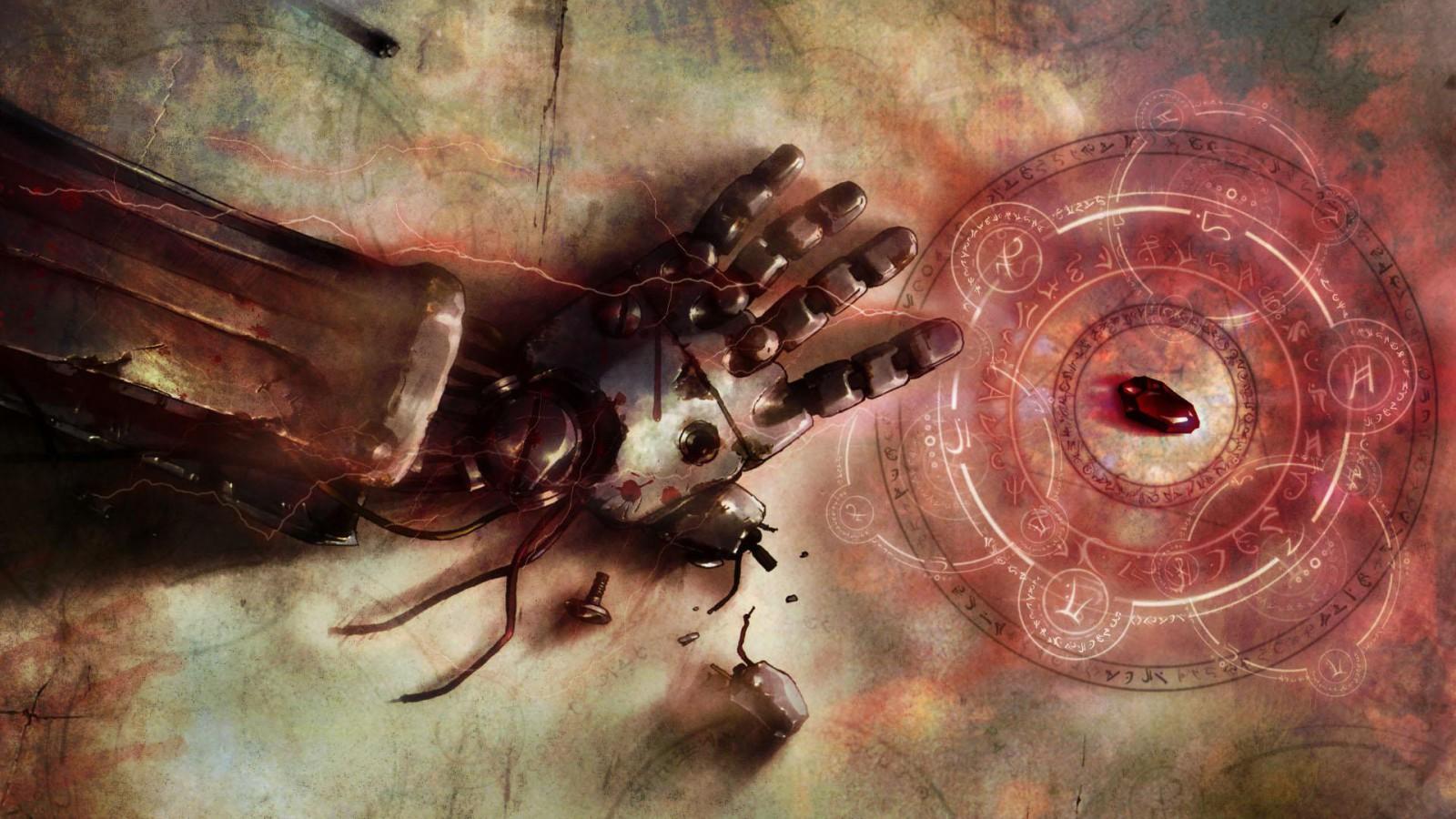 fullmetal alchemist hd wallpapers - photo #6