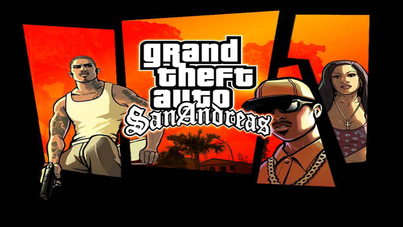 Grand Theft Auto San Andreas Wallpapers Wallpaper