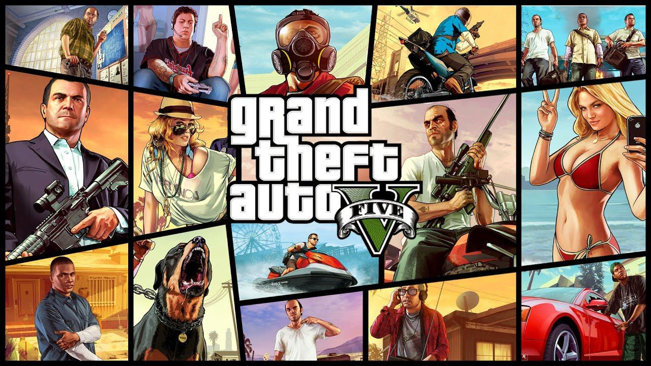 GTA V Wallpapers Background Images K HD for PC e