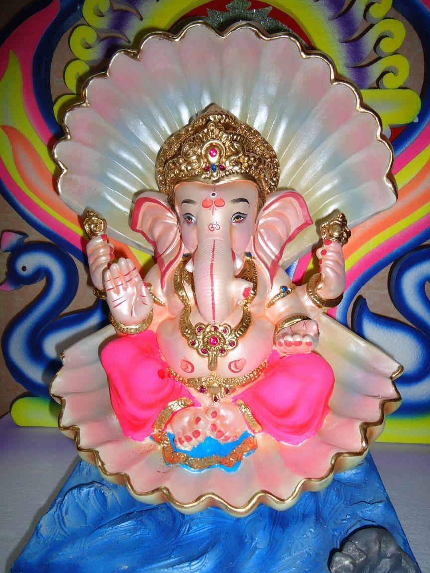 Ganpati Bappa Wallpaper  Group