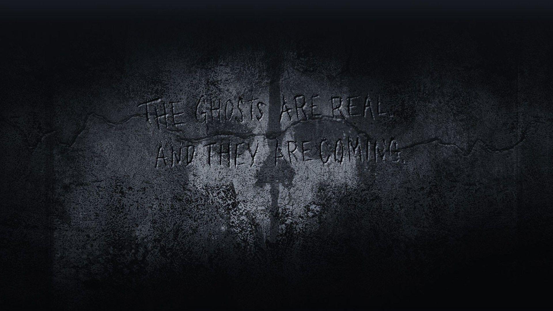 Ghost Computer Wallpapers, Desktop Backgrounds ID: 1920x1080