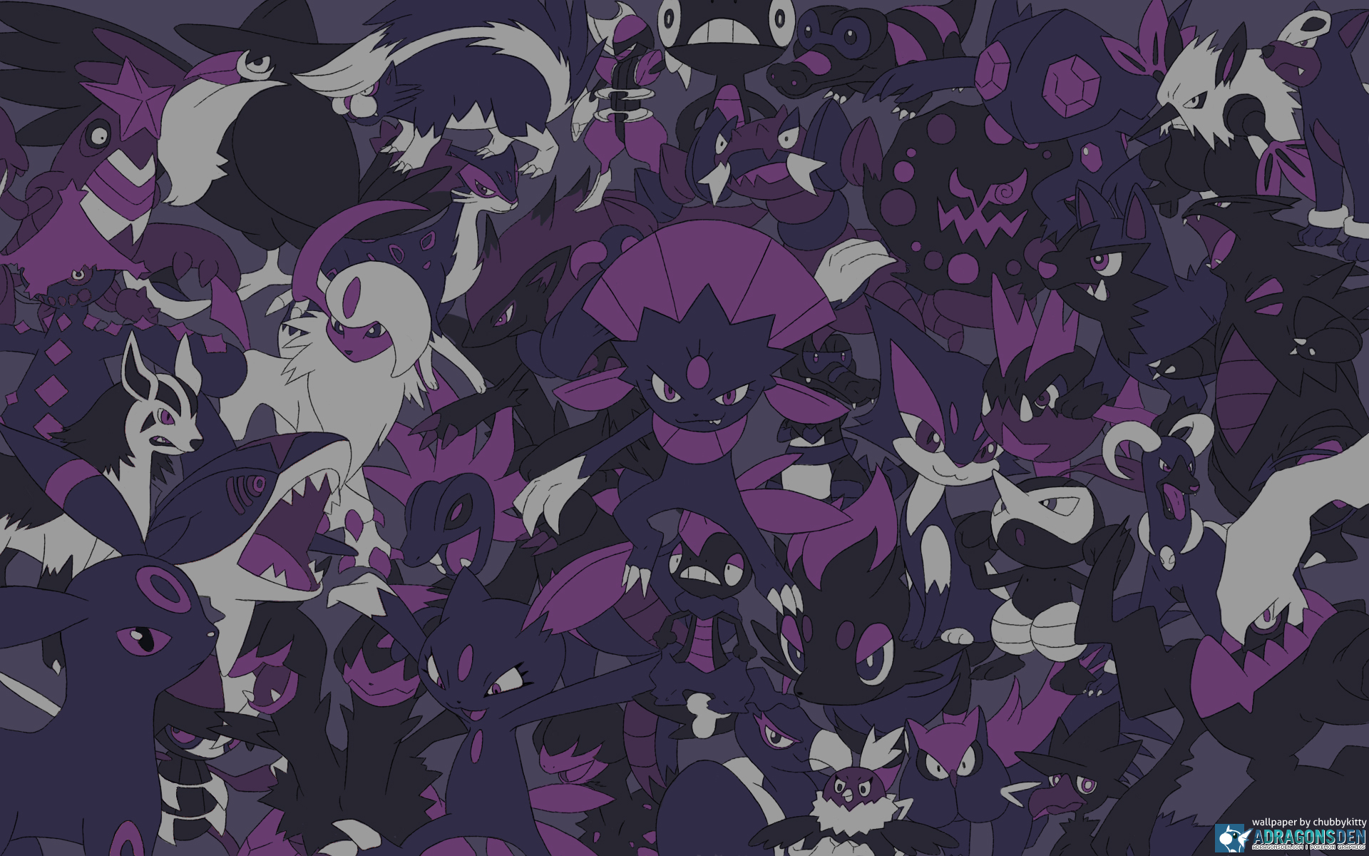 Ghost Pokemon Wallpaper 63 Wallpapers