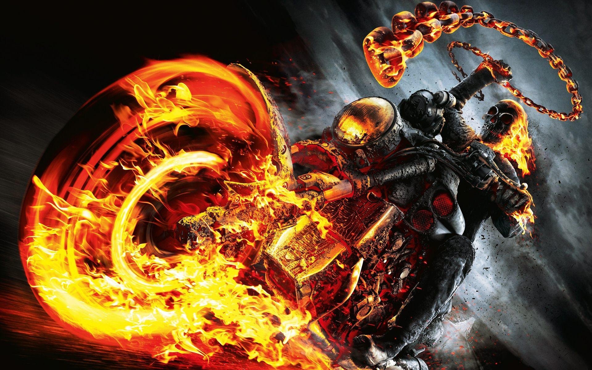 Ghost Rider 2 Wallpapers (44 Wallpapers) - Adorable Wallpapers