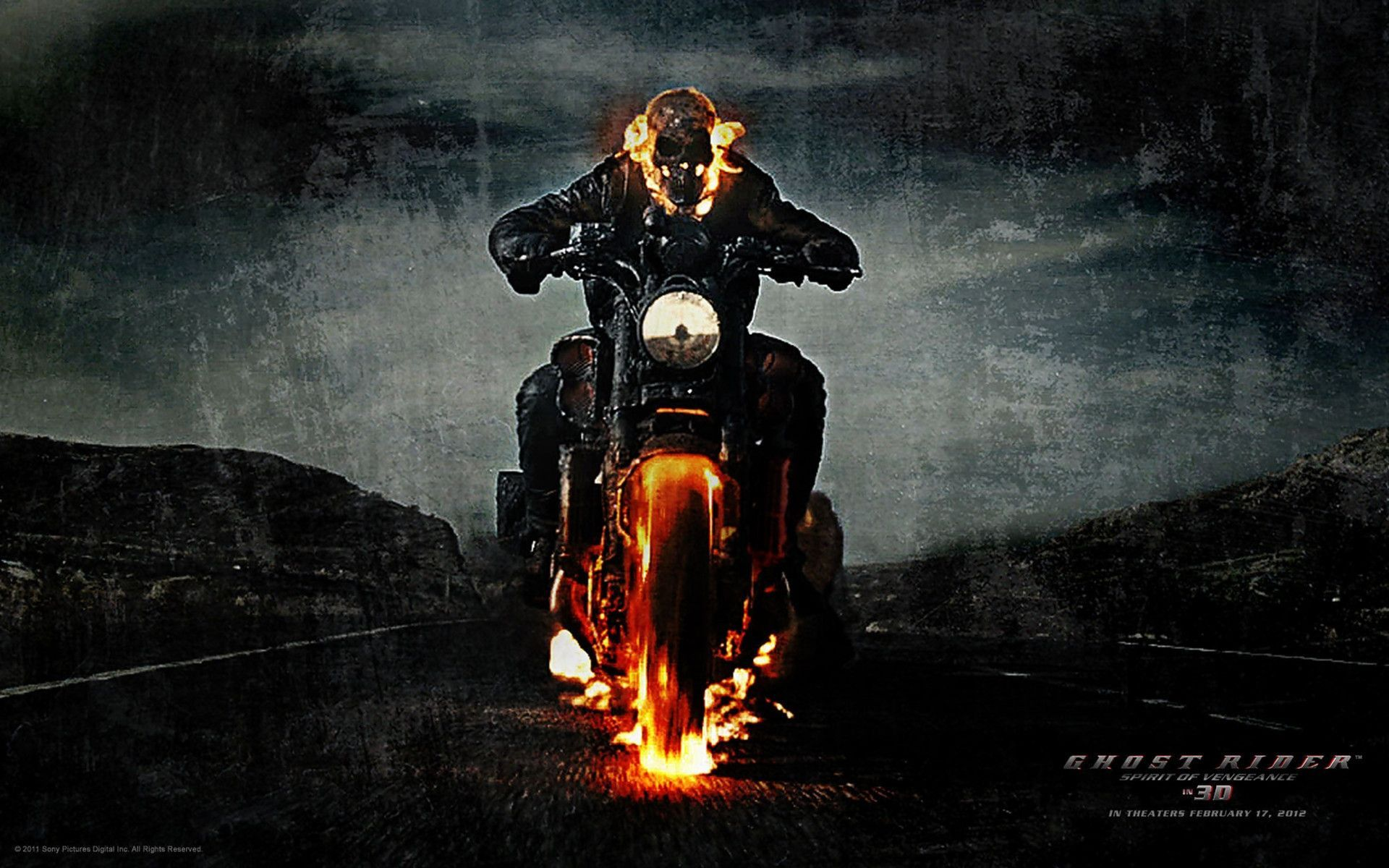 ghost rider live hd wallpapers 1080p