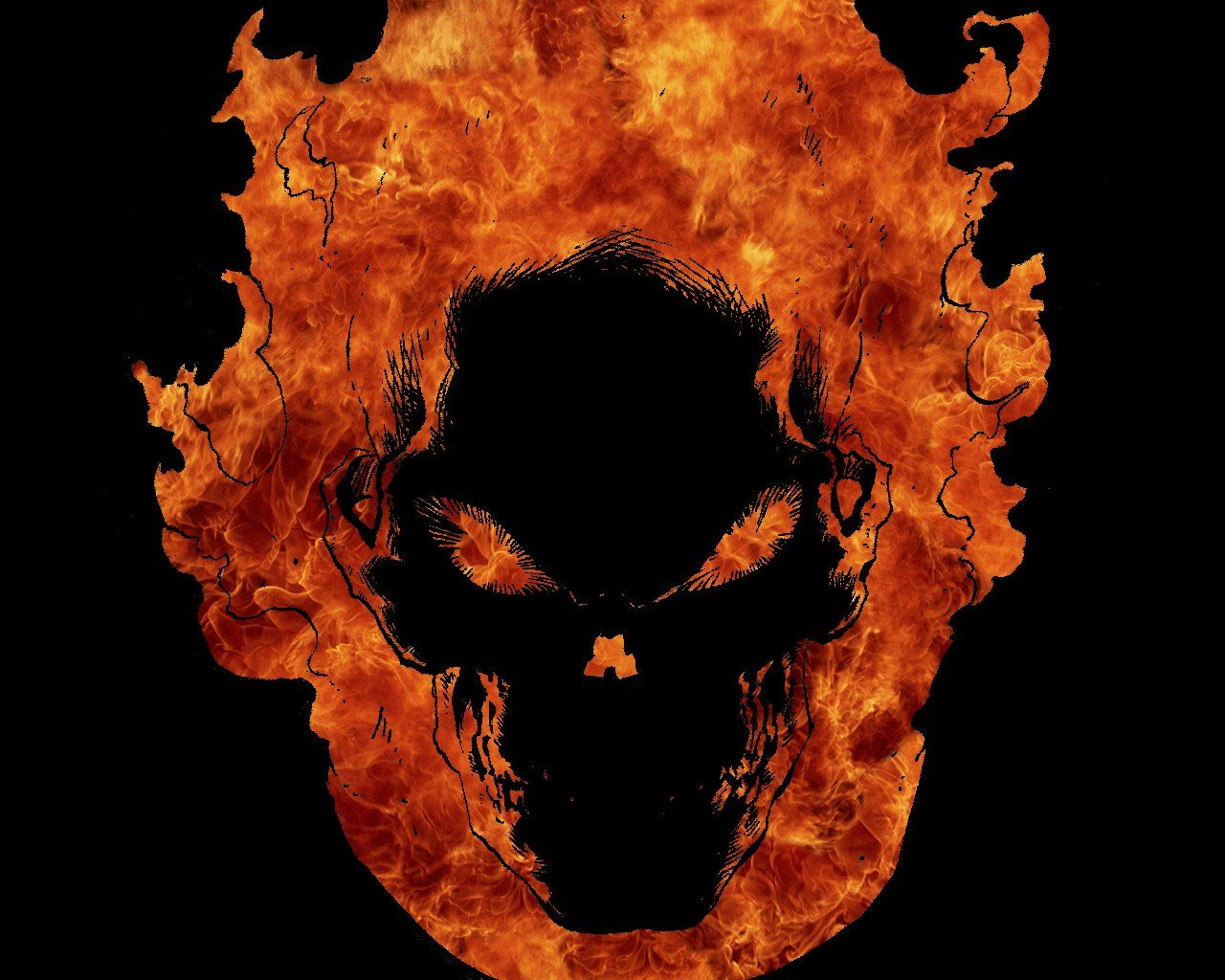 Download Ghost Rider Wallpapers 1280x1024