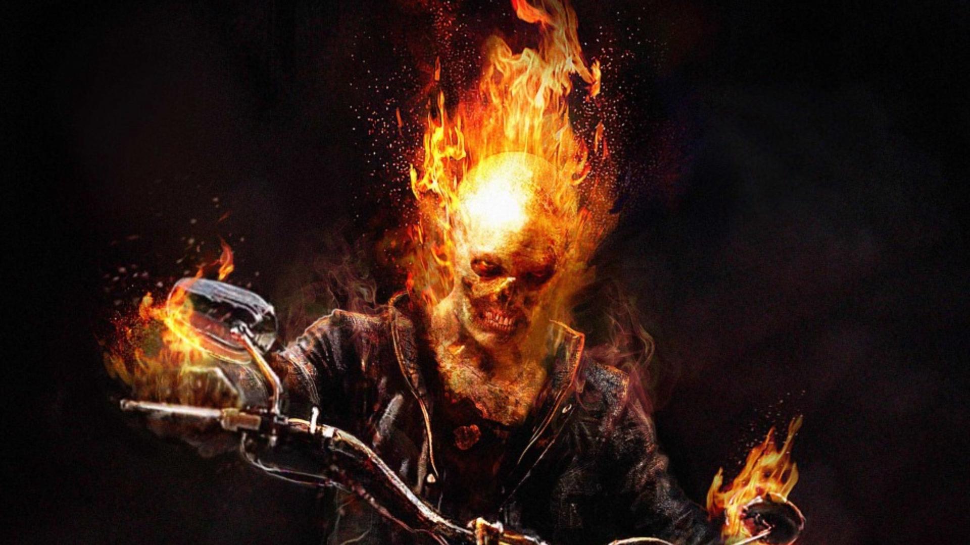 Ghost Rider Wallpaper Ghost Rider Spirit Of Vengeance User 1920x1080