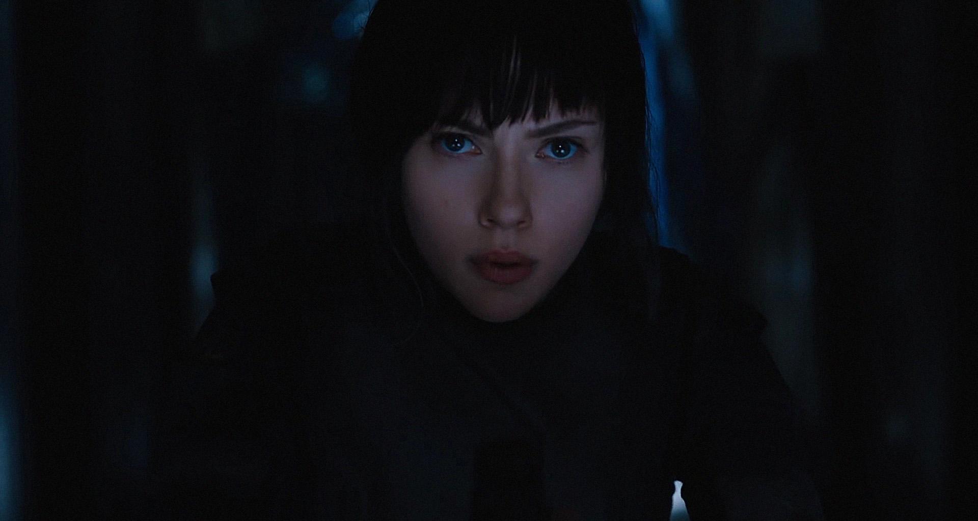 Ghost In The Shell Screencaps Starring Scarlett Johansson Movie