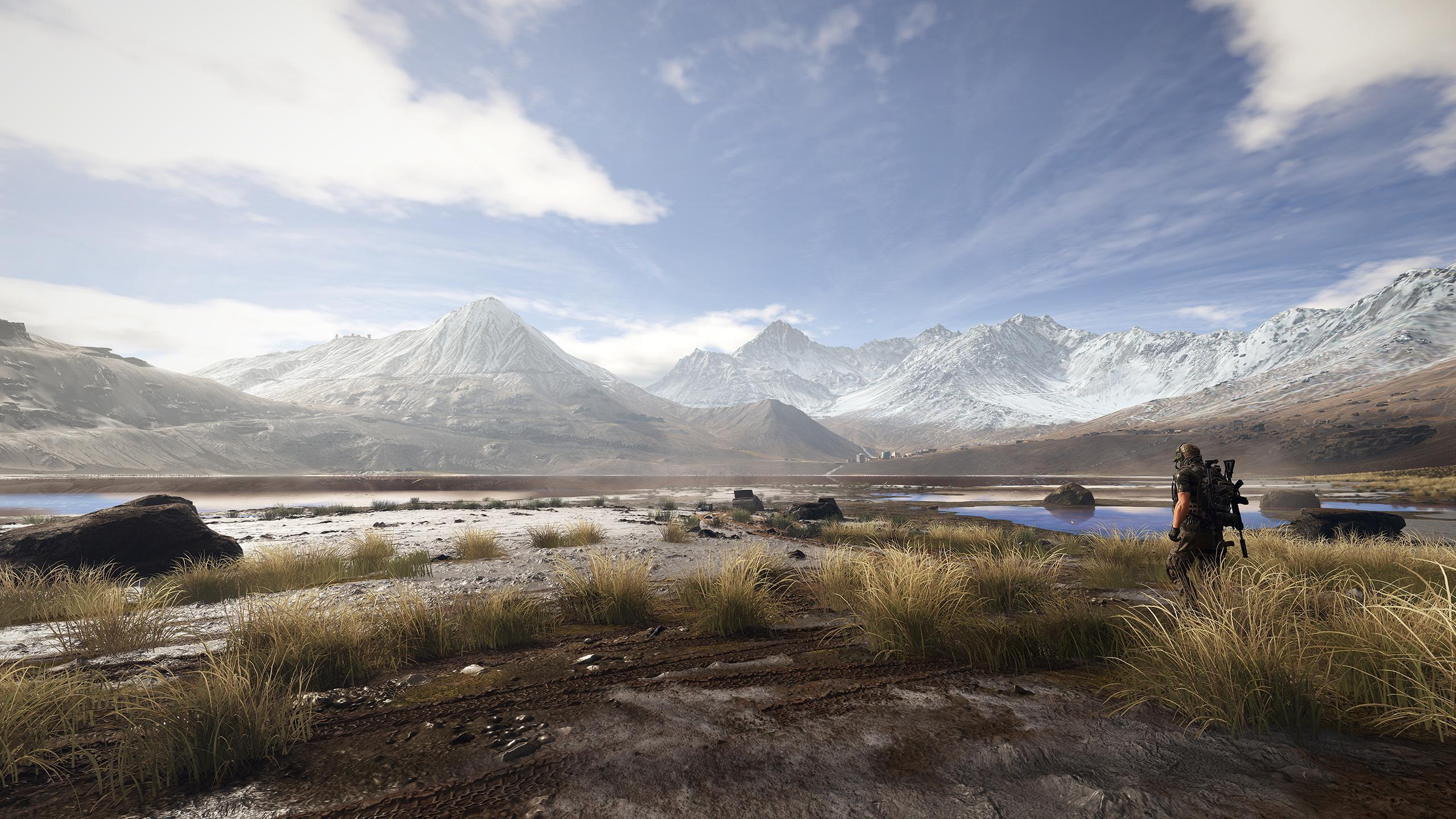 Tom Clancys Ghost Recon Wildlands Wallpapers In Ultra Hd K