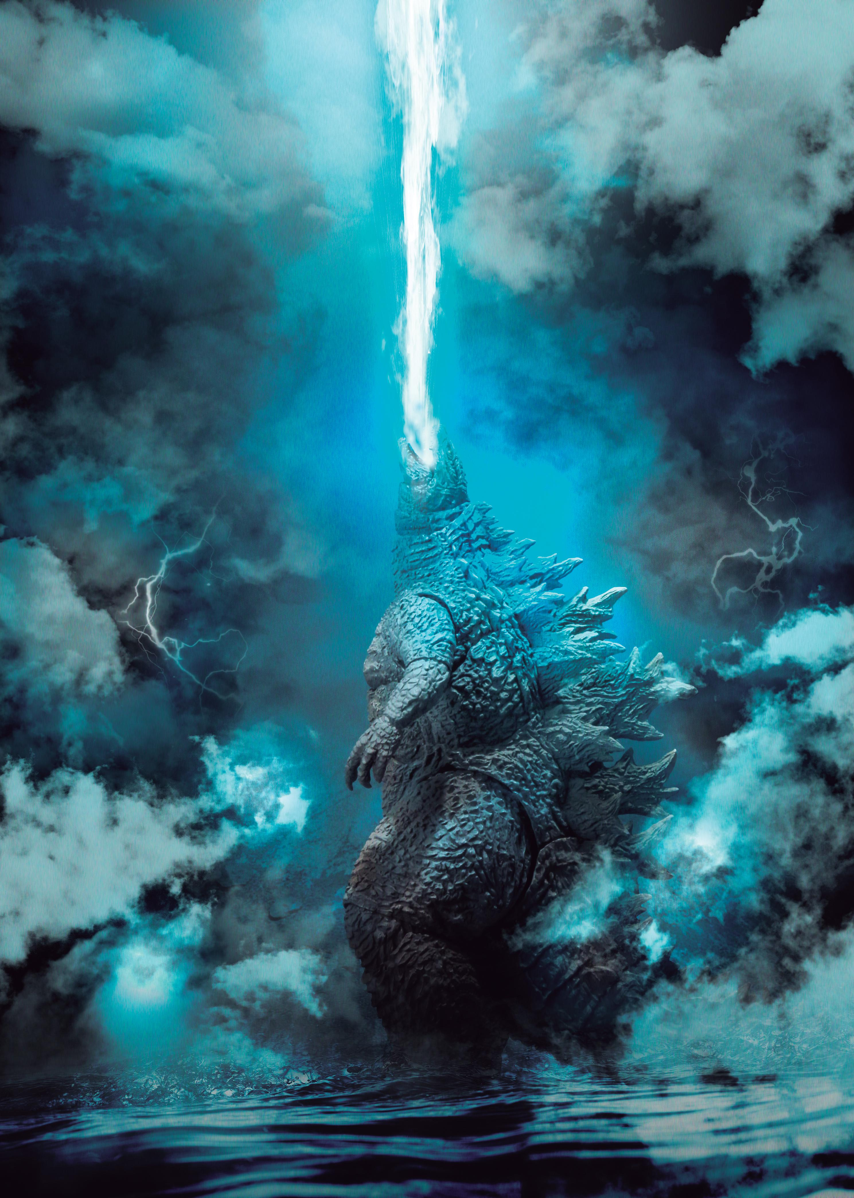 Godzilla King of the Monsters 2019 film (40 Wallpapers ...