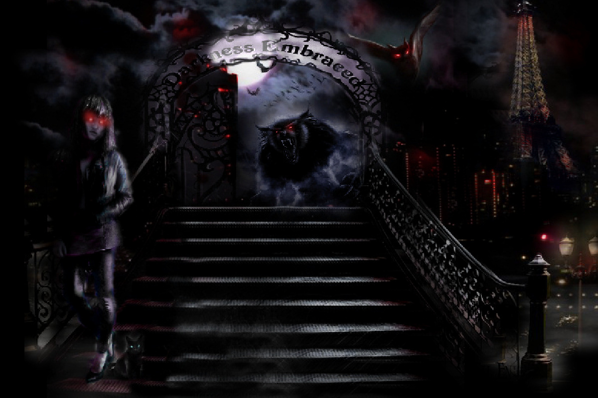 Collection of Black Gothic Background on HDWallpapers 1200x800