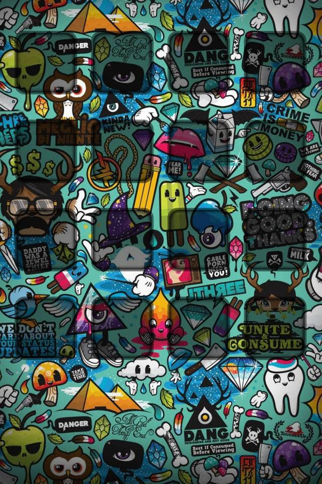 Graffiti Wallpapers For Mobile (30 Wallpapers) – Adorable ...