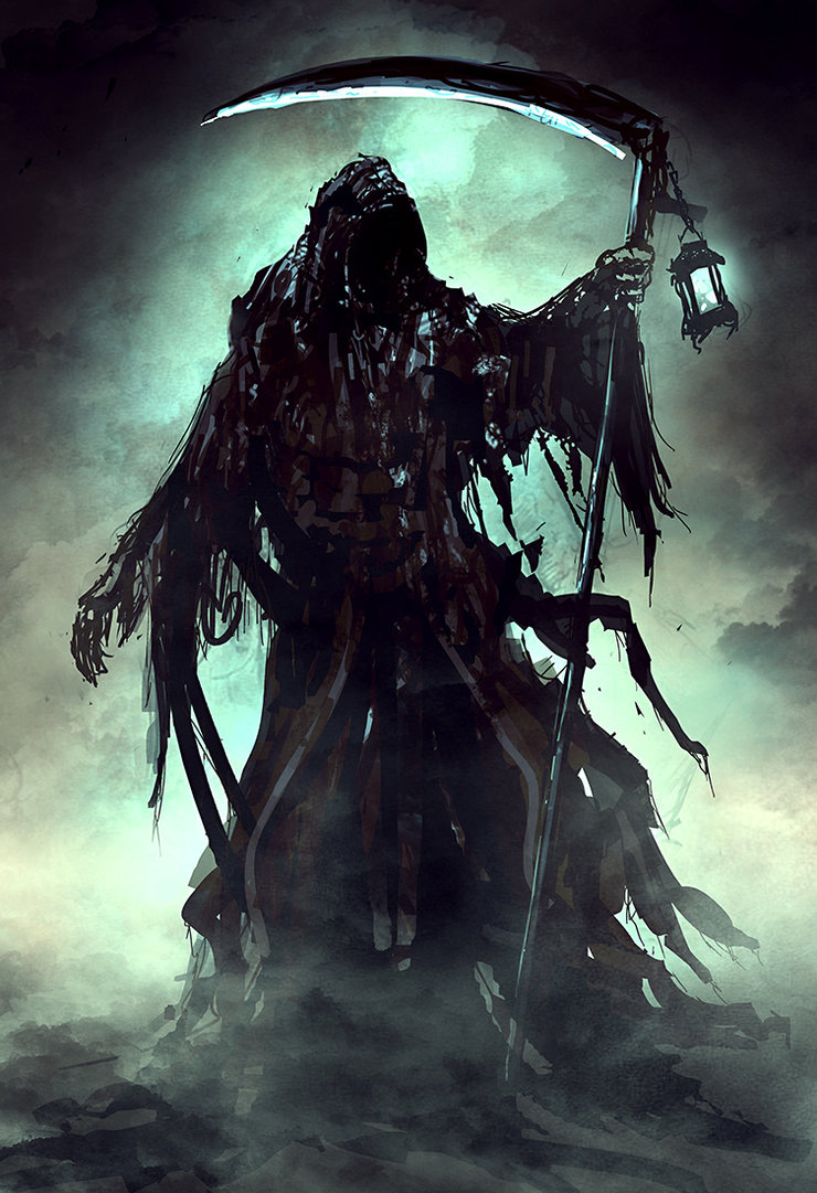 Grim Reaper Wallpaper Game Over Images Pictures 740x1081