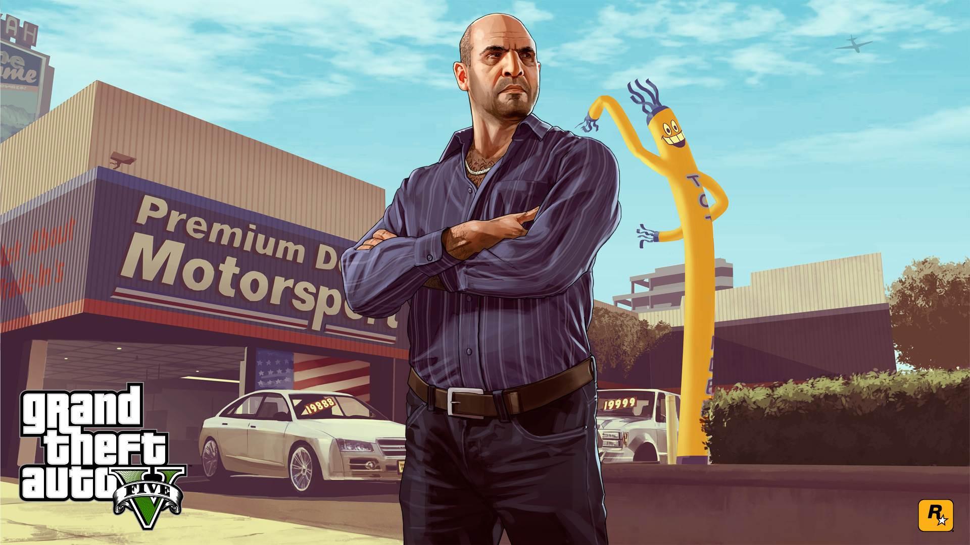 Grand Theft Auto V Wallpaper U Wallpaper Free Download