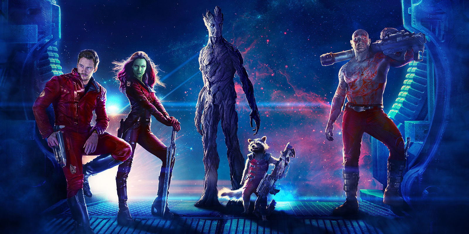 Guardians Of The Galaxy Wallpapers  WallpaperFall Guardians Of The Galaxy  Wallpaper Baltana 1600x800