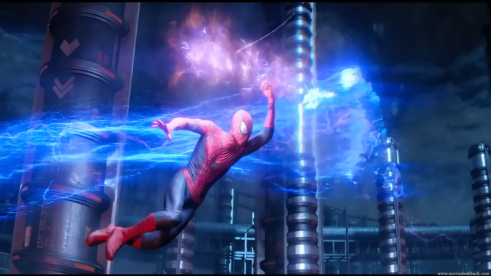 amazing spiderman hd wallpaper - photo #27
