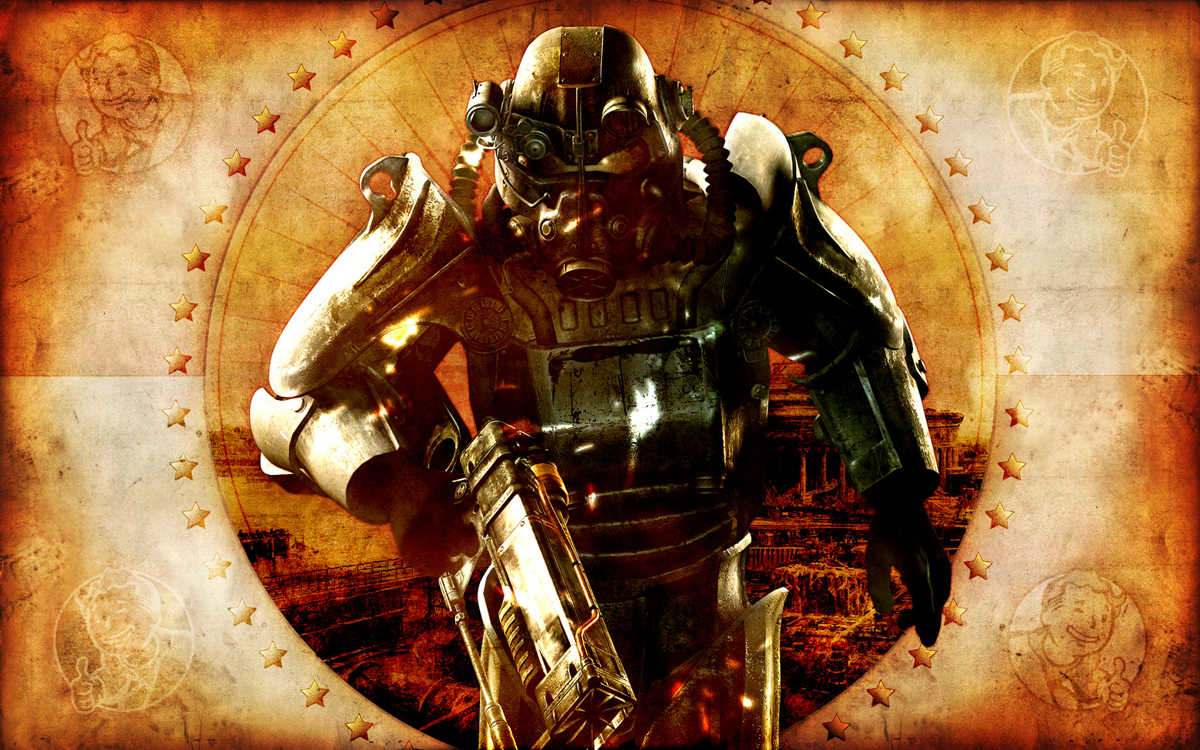 Fallout New Vegas Hd Desktop Wallpaper Widescreen High 1680x1050