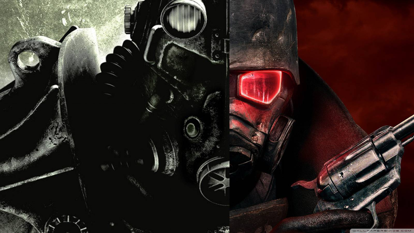 Fallout iPhone Backgrounds Group  1600x900
