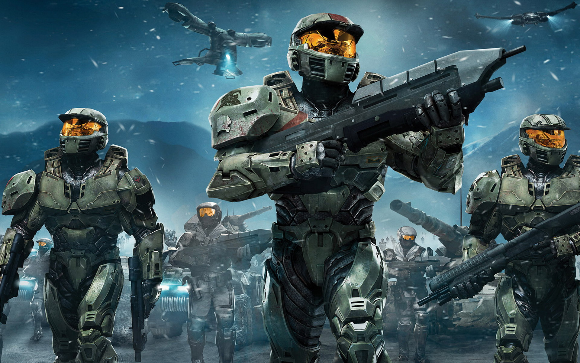 Halo Wallpaper HD K   1920x1200
