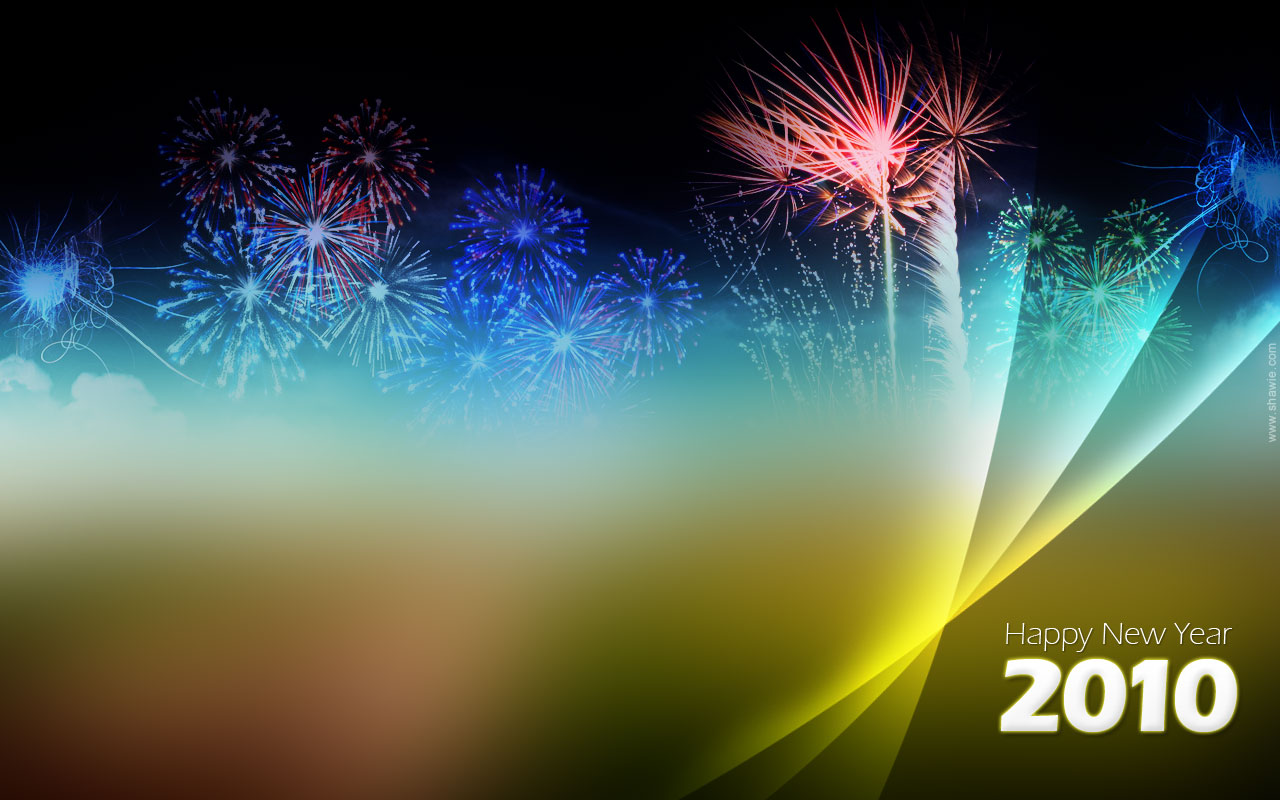 Happy New Year Wallpapers New Year Desktop Hd Wallpapers 1280x800