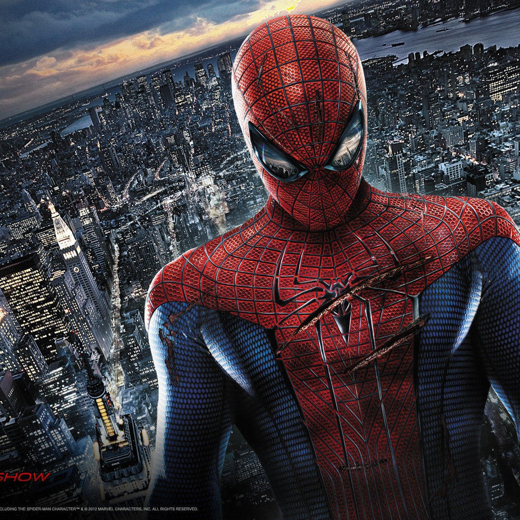 HD Wallpapers Of Spiderman 4 (50 Wallpapers)