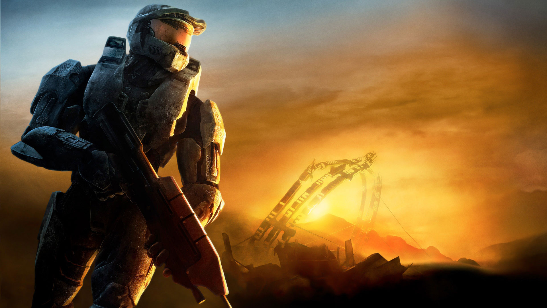 Halo Hd Wallpaper Id 1920x1080