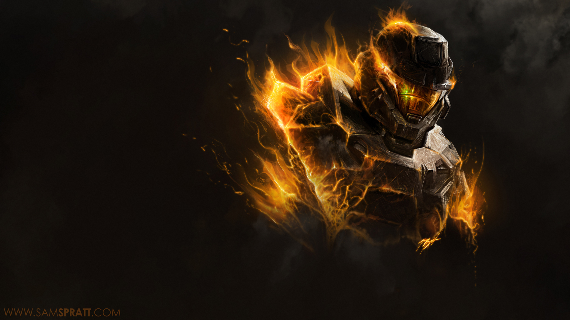Windows 7 Themes: Halo Reach WallPapers &- Theme [Game Themes]