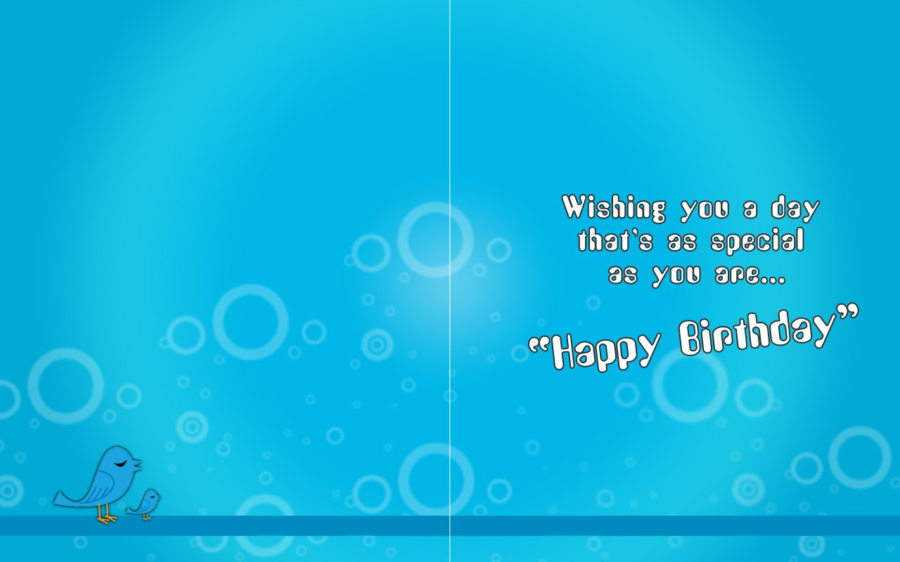 Happy Birthday Images For Him Wallpapers 34 Wallpapers – Blue Birthday Cards